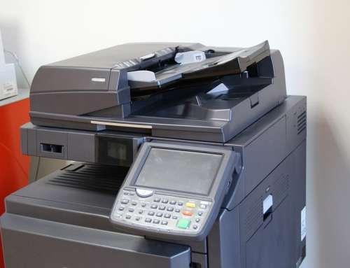 Imprimante couleur ou photocopieur couleur ?