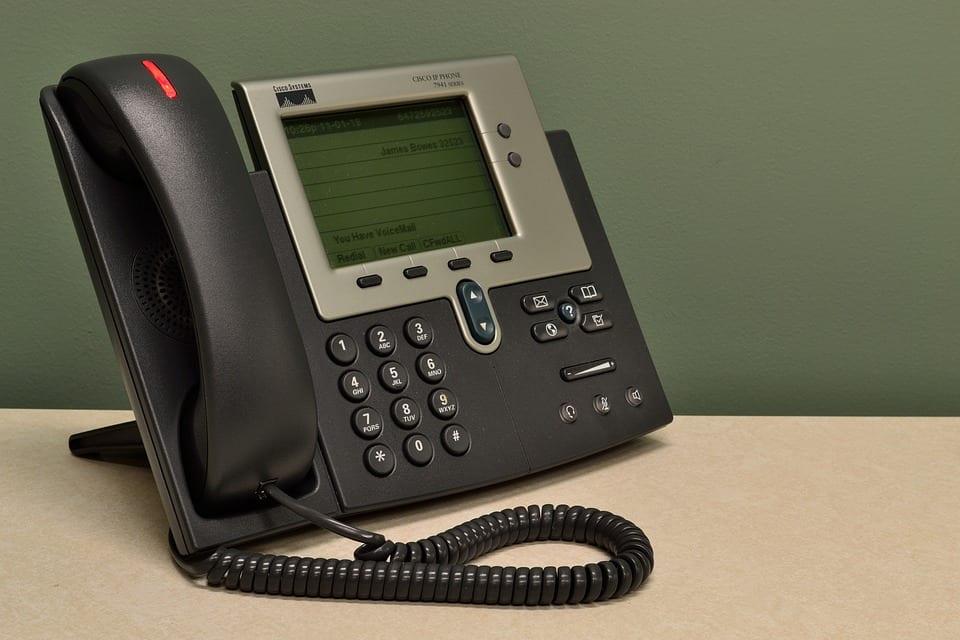 systeme de telephonie ip en entreprise